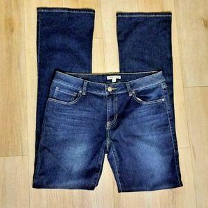 CAbi Bootcut Jeans Sz 12 Long